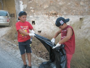 Clean Up Kastellorizo